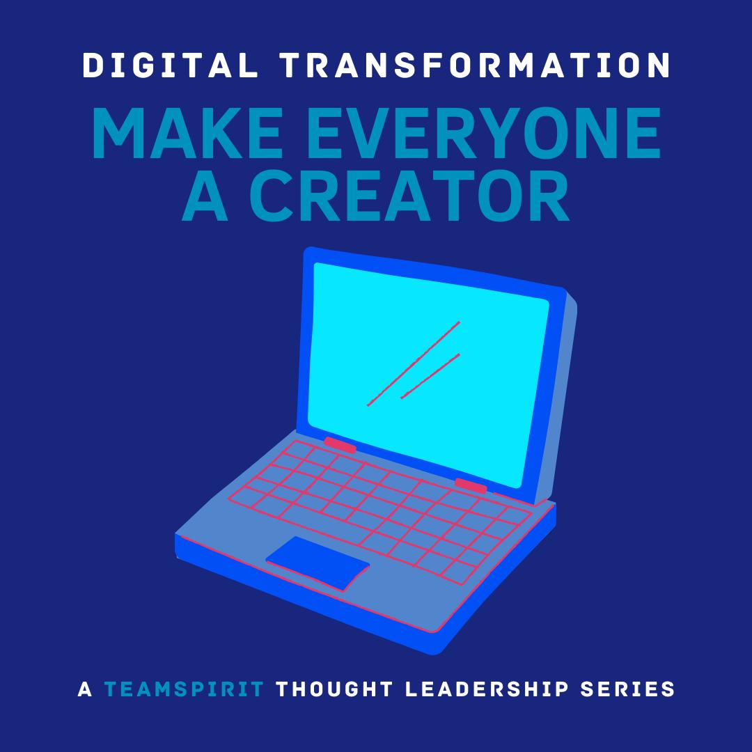 Digital Transformation teamspirit