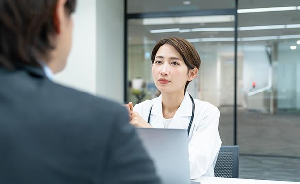 産業医の面談