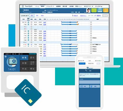 IT導入補助金 2021の対象「TeamSpirit」の導入でバックオフィス業務の効率化を