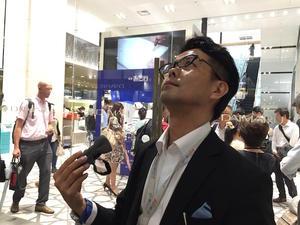 TeamSpiritファン感謝Day2015:司会もイノベーション!?