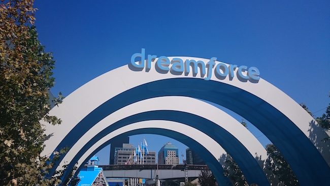 【Wear Partnerデビュー!】行ったぜサンフランシスコ!Dreamforce'15 [1/3]:Wear, IoT, Lightning, そしてWomen's Innovation