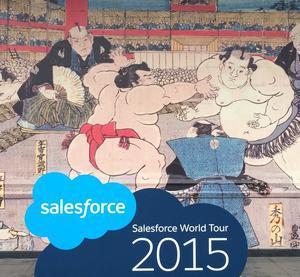 【Salesforce World Tour Tokyo 2015 イベントレポート】Day1 in 両国国技館〜クラウドの世界へ浪漫飛行!可能性は多方面に、ゲストも働き方もダイバーシティ!