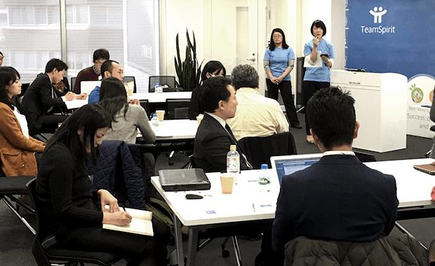 【10/20】チームスピリット初!関西ユーザ会を開催します