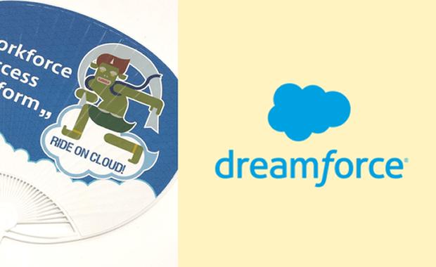 Dreamforce'16|チムスピ魂を込めたうちわが完成!