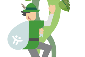 TeamSpiritの隠れキャラ ジャックから見る「クラウドサービスを提供する企業の使命」