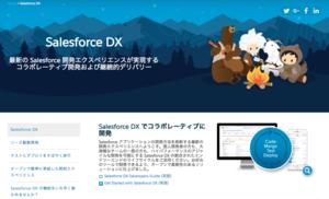 Salesforce DX CLI を使って、 Apex を実行する方法
