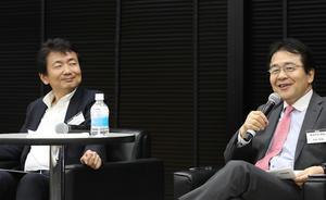 世耕経済産業大臣や、竹中東洋大学教授ご登壇のイベント「デジタルイノベーション実現会議2018~働き方改革と成長戦略の未来展望〜」に、荻島が登壇しました!
