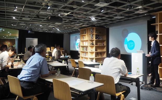 ウフル、Slack Japan、チームスピリット合同セミナー開催レポート  〜チームスピリットからは取締役 宮原が登壇、勤怠・工数データを活用した労働生産性向上の秘訣を紹介〜