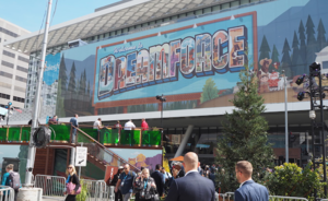 Dreamforce2018参加!Dreamforceの歩き方その③  Day2