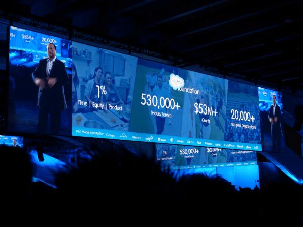 【Dreamforce 2013レポート】Customer Companyを実現するための新たなプラットフォーム「Salesforce1」が登場、Salesforce.comが起こしたこの変革に追随できるか!