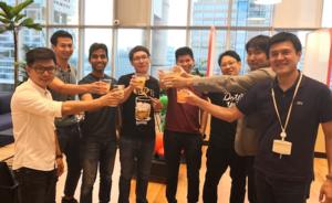 TeamSpirit Singaporeと日本の開発チームがうまくやってる話