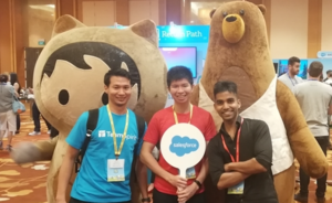 Salesforce Basecamp Singapore Report