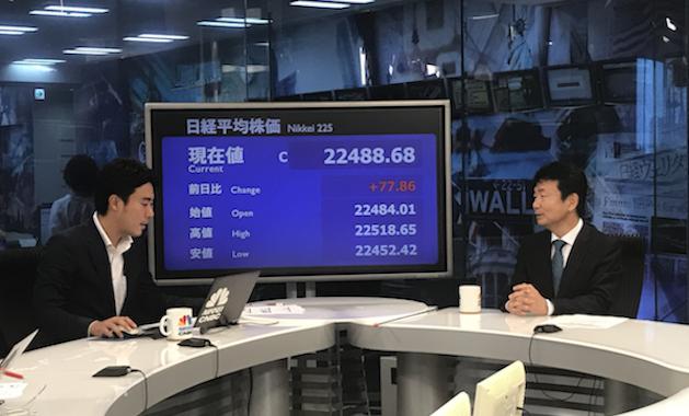 代表の荻島が、8月24日放送の日経CNBC「IPO社長に聞く」に出演しました。