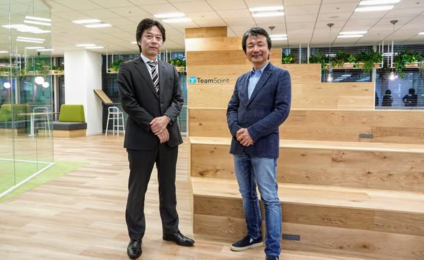 EnterpriseZineに弊社代表荻島のインタビューが掲載されました